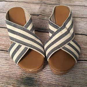 Adorable Wedge Sandals